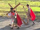 Drumul Crucii la Oradea