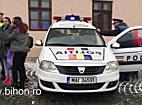 Demonstrații Ziua Poliției în Oradea