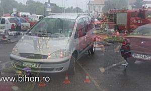 www.bihon.ro - Accident în Oradea. Un tânăr de etnie romă a spulberat patru fete aflate pe trotuar