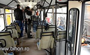 Tramvai eficent energetic, în Oradea