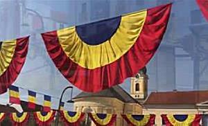 Oradea a îmbrăcat haine de sărbătoare