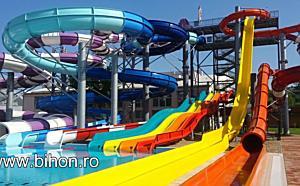 Se deschide sezonul de vară la Aquapark Nymphaea