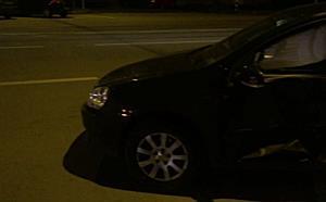 Accident pe bulevardul Magheru
