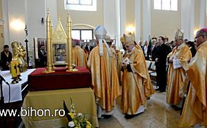 Regele Ladislau a revenit în Cetatea Oradea