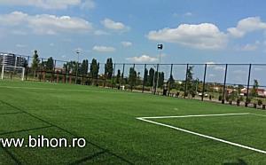 Parcul sportiv Salca III din Oradea