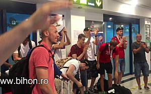 Primirea campionilor de la CSM Oradea