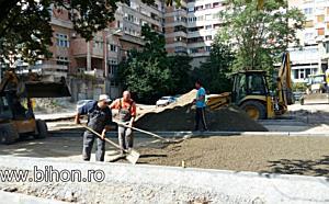 www.bihon.ro - Locuri de parcare in Centrul Civic