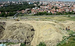 Refacere Dealul Ciuperca din Oradea
