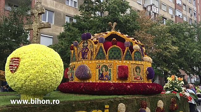 Carnavalul Florilor Oradea 2017