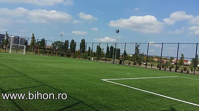 www.bihon.ro - Parcul sportiv Salca III din Oradea