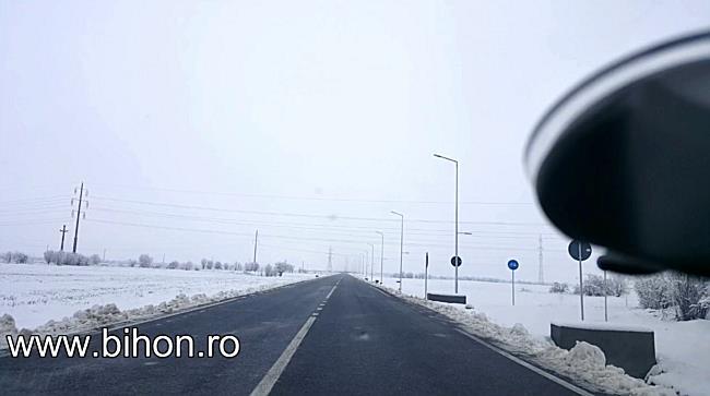 S-a inaugurat drumul nou dintre Oradea și Sântandrei