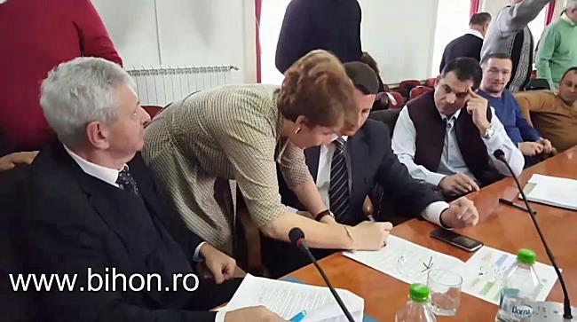 www.bihon.ro - Gâlceavă la Consiliul Județean Bihor
