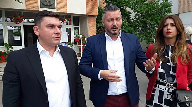 Dorin Corches la alegerile Europarlamentare și Referendum